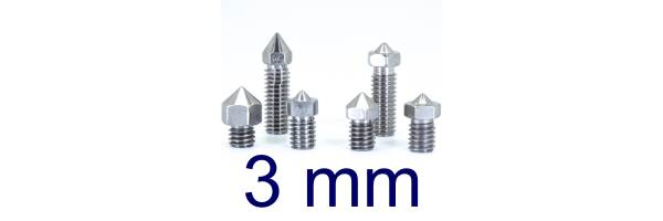 Düsen für 3 mm Filament
