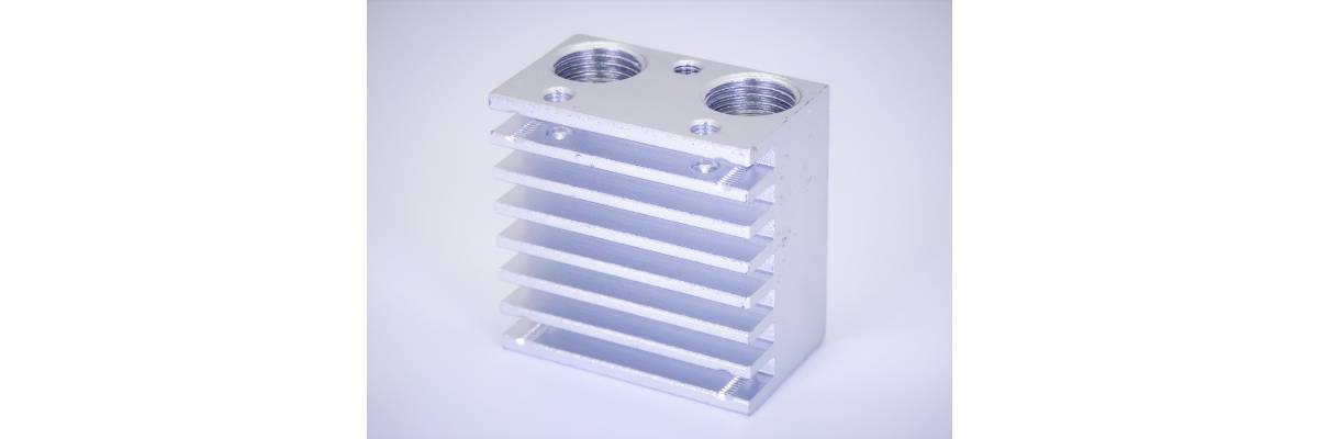 Kühlkörper Dual