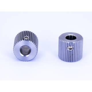 Extruder Zahnrad 40 Zähne - Für 5 mm Achse