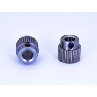 Extruder Zahnrad 36 Zähne - Für 5 mm Achse