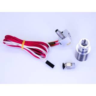 V6 Bowden Hotend für 1,75mm Filament mit 0,4mm Düse, 12V