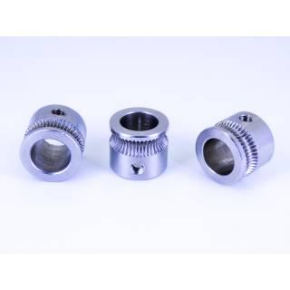 Extruder Zahnrad für 3 mm Filament - Für 8 mm Achse