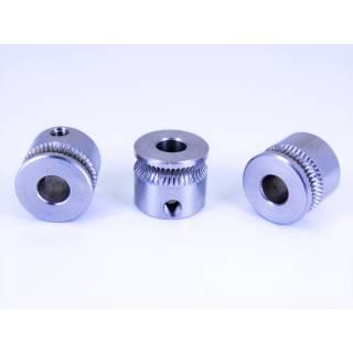Extruder Zahnrad für 3 mm Filament - Für 5 mm Achse