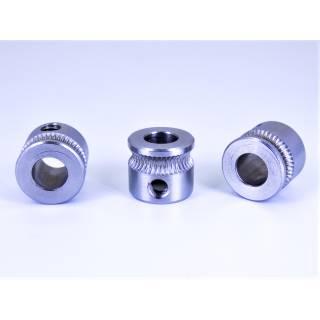 Extruder Zahnrad für 3 mm Filament - Für 6,35 mm Achse