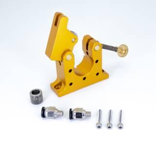 Bowden Extruder Feeder Kossel Links - für 8 mm Achse
