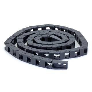 Kabel Schleppkette 7x7 mm 1m lang