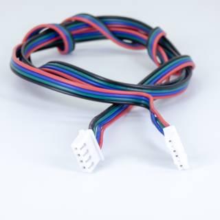 Schrittmotor Kabel - 6-polig auf 4-poligen Stecker