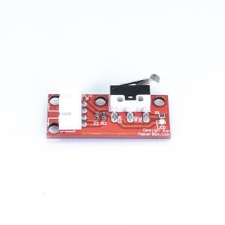 Mechanischer Endstop Schalter auf Platine