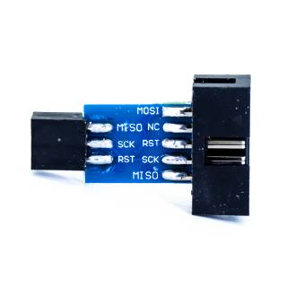 ISP Adapter 6polig auf 10 polig