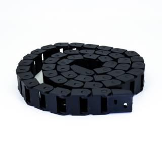 Kabel Schleppkette 10x15 mm 1m lang