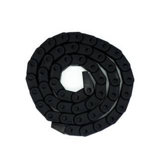 Kabel Schleppkette 10x10 mm 1m lang