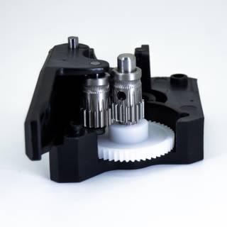 Dual Drive Extruder für 1,75mm Filament - Bowden und Direct