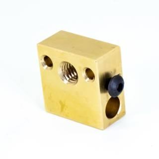 Heater Block aus Messung  für Ender und CR10 Hotends