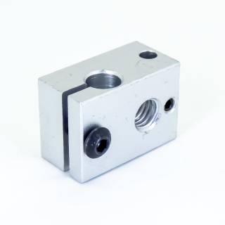 Heater Block V6 Alu - Für 3mm Temperatursensor