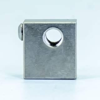 V6 Heater Block für 3mm Temperatursensor oder NTC