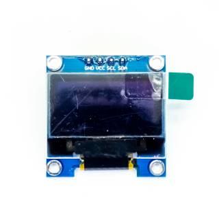 """OLED Display 0.96"""" I2C Blau"""
