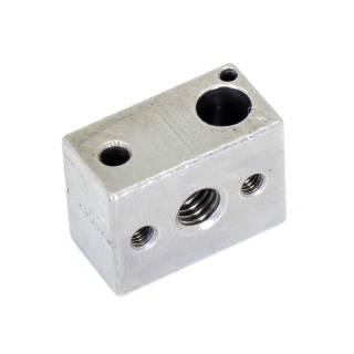 Heater Block V6 Messing